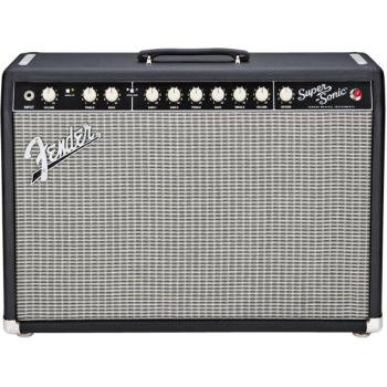 Fender Super-Sonic 22 Combo Black