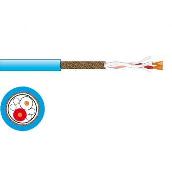 Fonestar CA-90-AZ Cable micrófono balanceado 100m