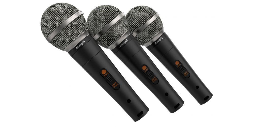 audibax tokyo xm1800s microfonos mano
