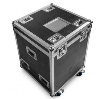 Cameo Zenit B200 Case 4pc Flightcase Con Estación De Carga Para 4 Zenit B200