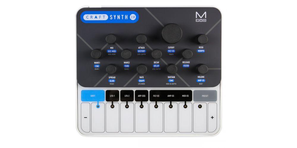 Modal Electronics CRAFTsynth 2 0 sintetizador
