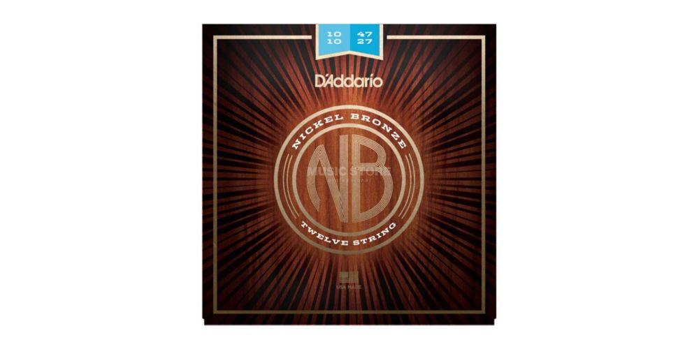 daddario NB1047 12