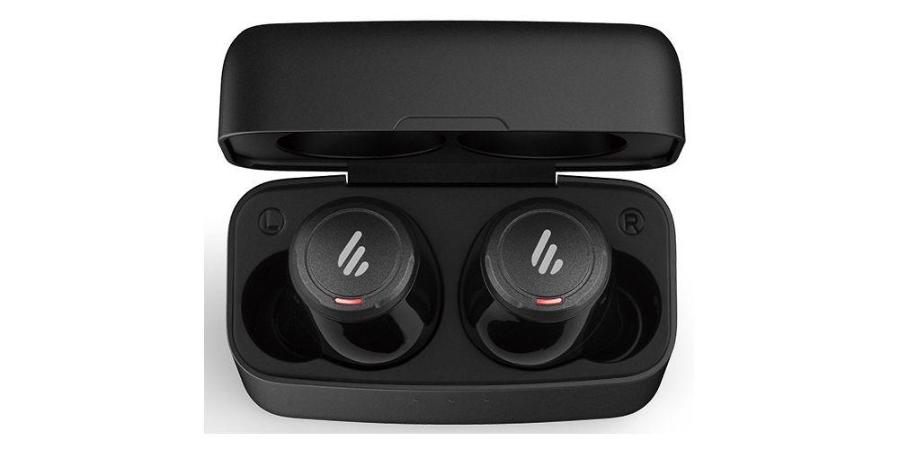 Edifier TWS5 BK Auriculares Bluetooth TWS5 black estuche carga