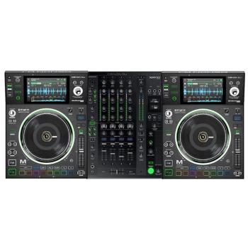 DENON 2 x SC5000M Prime + Mesa X1800