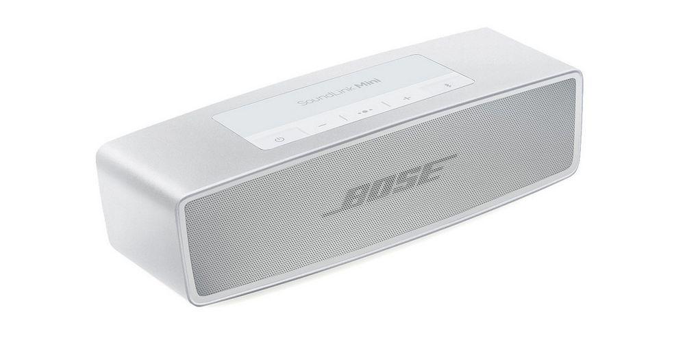 Bose SoundLink Mini II Edición Especial Altavoz Inalámbrico Luxe Silver bluetooth