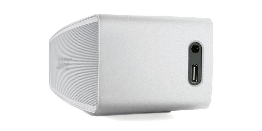 Bose SoundLink Mini II Edición Especial Altavoz Inalámbrico Luxe Silver conexiones bluetooth