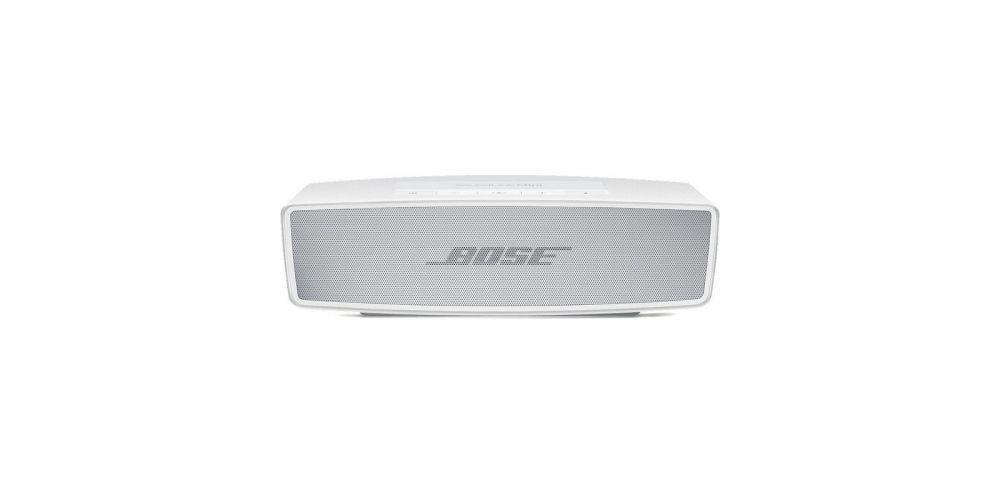 Bose SoundLink Mini II Edición Especial Altavoz Inalámbrico Luxe Silver
