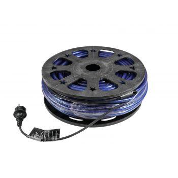 Eurolite Rubberlight RL1-230V Blue 44m Tira Led