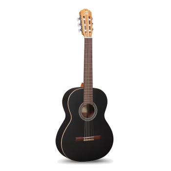 Alhambra 1C Black Satin Guitarra Clásica + Funda