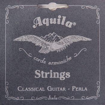 Aquila 37C Perla Cuerdas Guitarra Clásica Tensión Normal