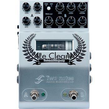 Two notes Engineering Le Clean Previo Guitarra