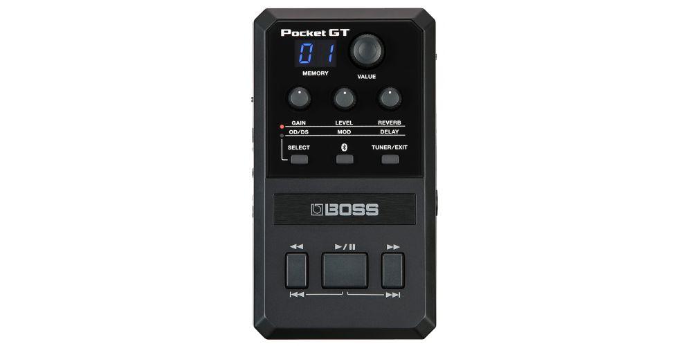boss pocket gt effects