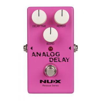 NUX Analog Delay Pedal De Efectos