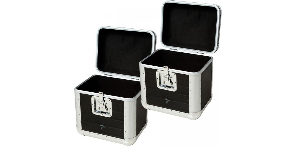 Walkasse Pack maleta para vinilos 2 x LPCASE 75BK