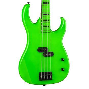 Dean Guitars Custom Zone Nuclear Green. Bajo Eléctrico