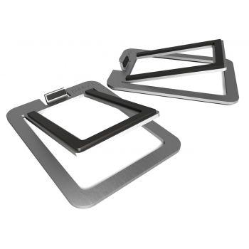 Kanto S2 Stainless Steel Soporte para Altavoces