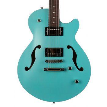 GODIN Montreal Premiere HT Laguna Blue. Guitarra Eléctrica + Funda