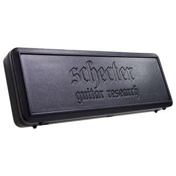 Schecter SGR-1C PE Black. Estuche para Guitarra