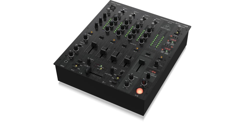 behringer DJX900USB mesa mezclaas