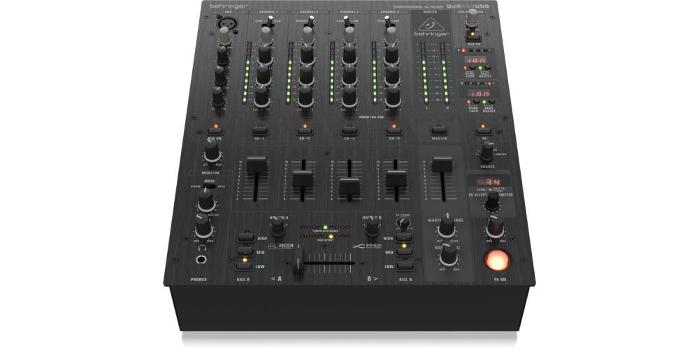 behringer DJX900USB mezclador