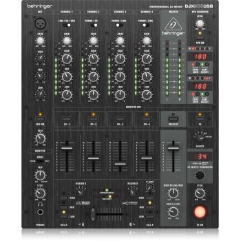 BEHRINGER DJX900 USB Mezclador para DJ Behringer DJX-900 USB Unidad