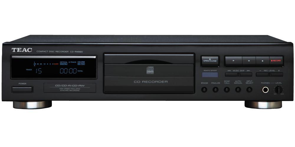 TEAC CD RW890 grabadora cd