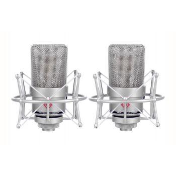 NEUMANN TLM-103 STEREO SET,2 Microfonos Cardiode TLM103 NIQUEL