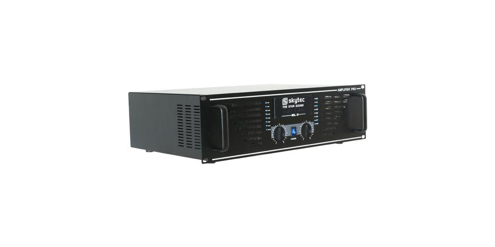 SKYTEC SKY-2000B  Amplificador PA  2x 1000W 172041