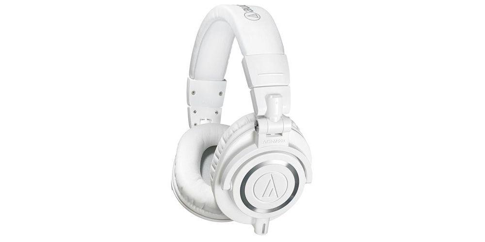 AUDIO-TECHNICA ATH-M50X WH Auricular Profesional