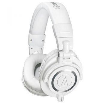 AUDIO-TECHNICA ATH-M50X WH Auricular Profesional
