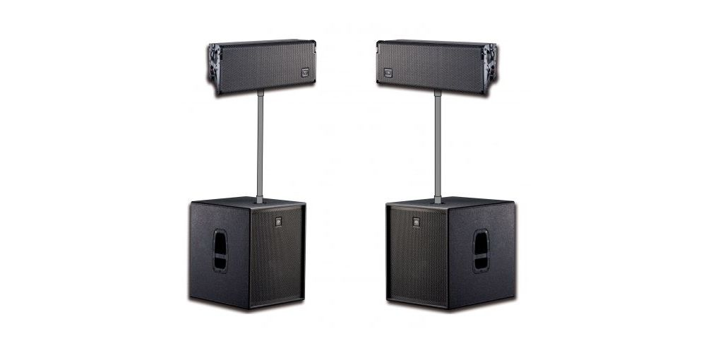 DAS Sistema Basic Line Array 208A