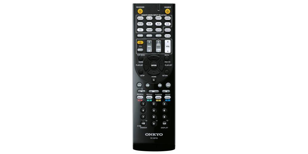 ONKYO HT-S5805 Conjunto Home Cinema ATMOS 5.1.2