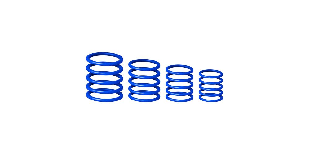 Gravity RP 5555 BLU 2 Anillas Azules