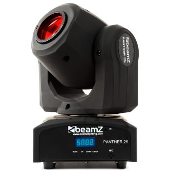 Beamz Panther 25 Spot Cabeza Movil Led 150460