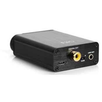FiiO E10K Dac y Amplificador USB Estacionario de Auriculares