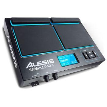 ALESIS SAMPLED PAD 4 Percusion caja de ritmos