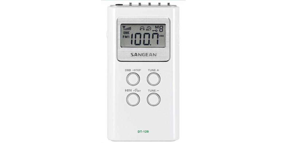 sangean dt120 radio digital
