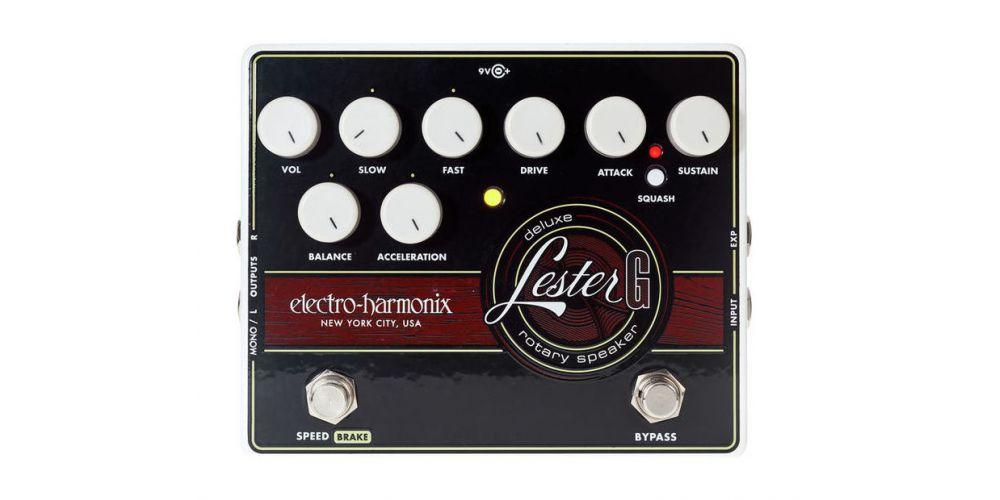 electro harmonix lester g rotary speaker 4