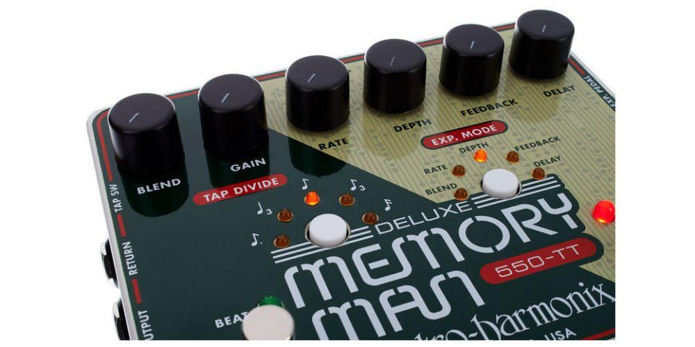 Electro Harmonix Deluxe Memory Man Tempo 550
