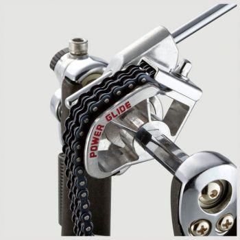 Tama HP900PWLN Pedal Doble Zurdos Iron Cobra
