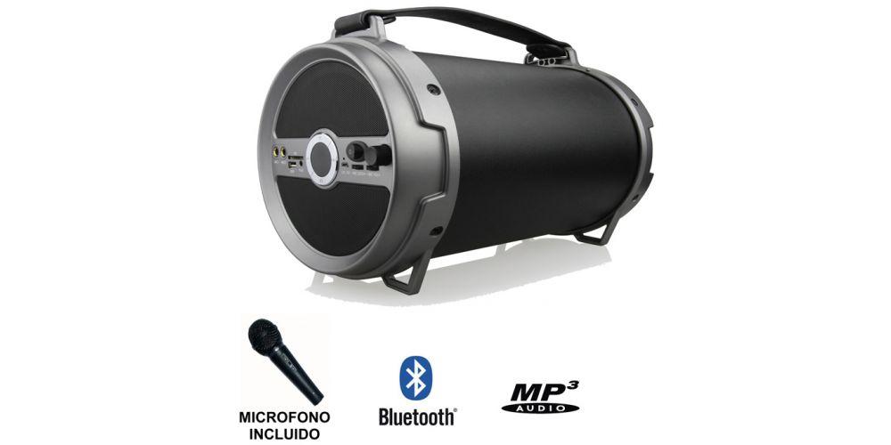 EAK 6307 altavoz bluetooth karaoke subwoofer