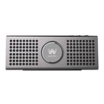 WOXTER BIG BASS BT-20 Negro Altavoz Bluetooth