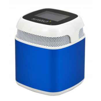 SUNSTECH SPUBT710 Azul Altavoz Inalambrico Bluetooth