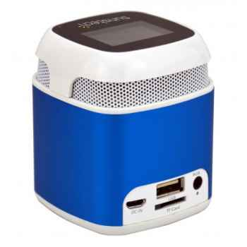 SUNSTECH SPUBT710 Azul Altavoz Inalambrico Bluetooth