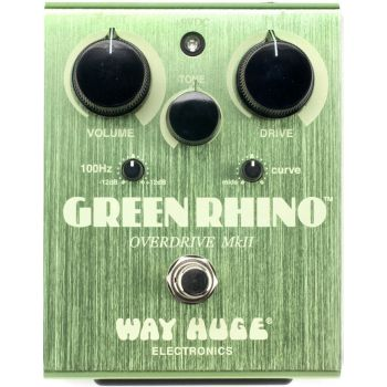 Dunlop GREEN RHINO Pedal OVERDRIVE