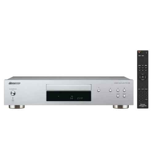 pioneer pd 10ae si compact disc silver