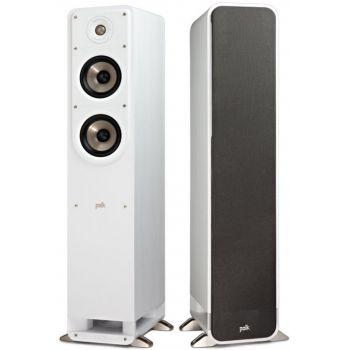 Polk audio S50e White Pareja Altavoces Suelo