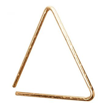 Sabian 61135 6 HH B8 Bronze Triángulo