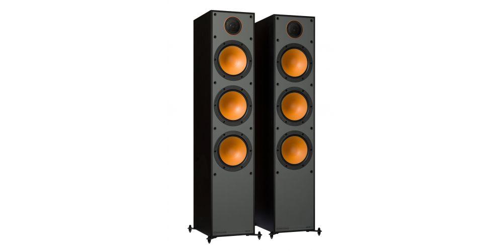 monitor audio monitor300 blk pareja