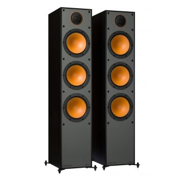 Monitor Audio Monitor 300 Black Pareja Altavoces